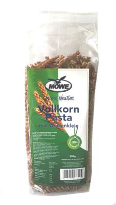 Produktbild Möwe Teigwaren Vollkorn Pasta mit Weizenkleie