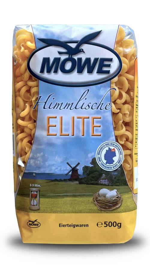 "Produktbild Möwe Teigwaren ""Himmlische Nudeln ..."" Elite 500 g"